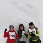 AC-dragon skiers